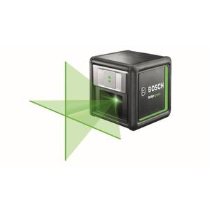 Bosch Quigo Green Cross Line Laser
