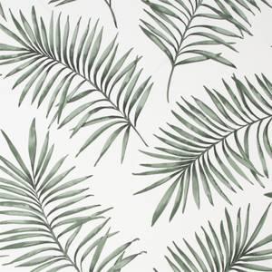 Superfresco Easy Scandi Leaf Green Wallpaper
