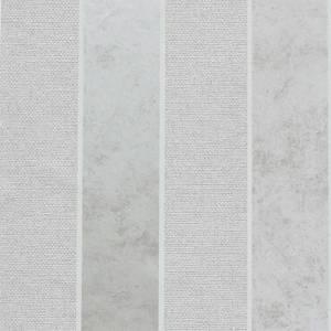 Arthouse Calico Stripe Grey Wallpaper