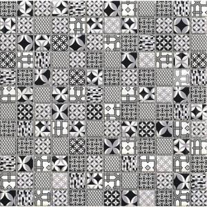 HoM Casablanca Mono Mosaic Tile Sheet