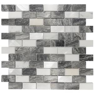 HoM Marble Luxe Mosaic Tile Sheet