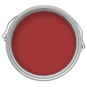Crown Flame Red Non Drip - Gloss Paint - 750ml