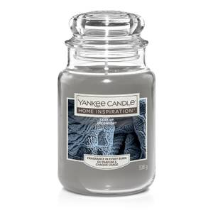 Yankee Candle Home Inspiration Scented Candle - Large Jar - Cosy Up