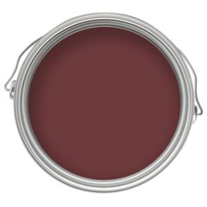 Crown Burgundy - Non Drip Gloss Paint - 750ml