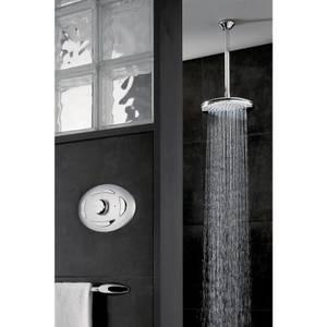 Triton Digital Mixer Shower With Fixed Showerhead - Unpumped