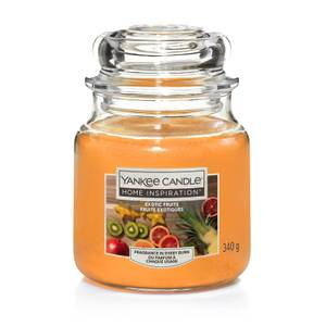 Yankee Candle Home Inspiration Scented Candle - Medium Jar - Exotic Fruits