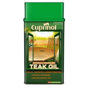 Cuprinol Oil - Teak - 1L