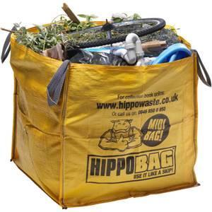 HIPPO MIDIBAG 1 cubic yard 90cm x 90cm x 90cm