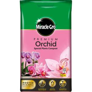 Miracle-Gro Premium Orchid Compost - 6L
