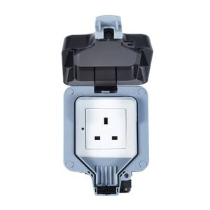 Ener-J Smart WiFi Single Outdoor Socket