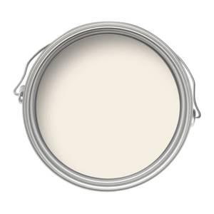 Crown Breatheasy Cream White - Non Drip Satin Paint - 750ml