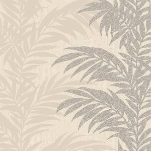 Belgravia Decor Aria Glitter Silver and Natural Wallpaper