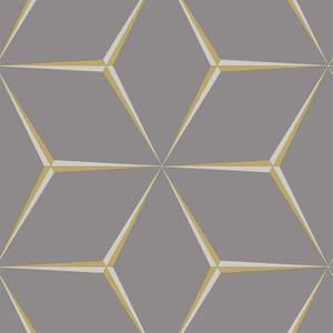 Belgravia Decor Harper Glitter Yellow Wallpaper