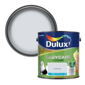 Dulux Easycare Kitchen Frosted Steel - Matt Paint - 2.5L