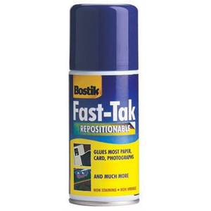 Bostik Fast Tak Spray - 150ml