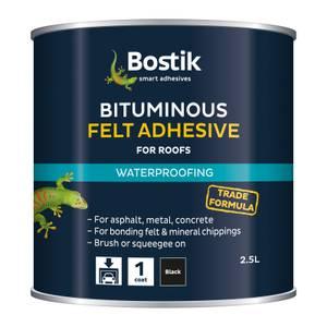 Cementone Bituminous Felt Adhesive - 2.5L