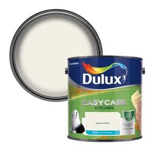 Dulux Easycare Kitchen Jasmine White - Matt Paint - 2.5L