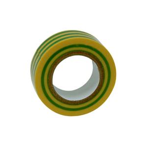 Masterplug Insulation Tape 10m Green/Yellow