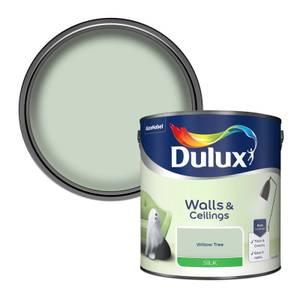 Dulux Willow Tree - Silk Emulsion Paint - 2.5L