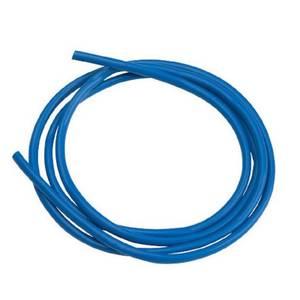 Masterplug Sleeving 3mm x 1m Neutral Blue
