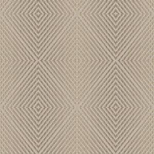 Grandeco Boutique Karin Sajo Cannage Brown Wallpaper