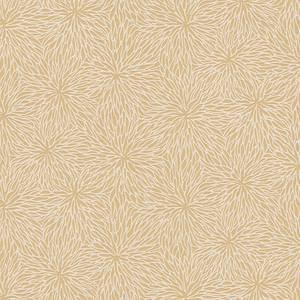 Grandeco Boutique Karin Sajo Fleurdesel Gold Wallpaper