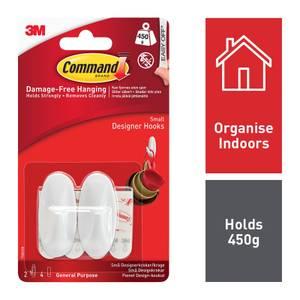 Command Small Designer Hooks
