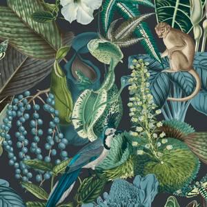 Grandecolife Jungle Fever Amazon Blue Wallpaper
