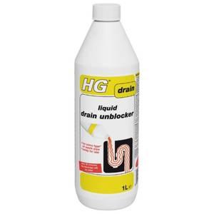 HG Liquid Drain Unblocker 1L