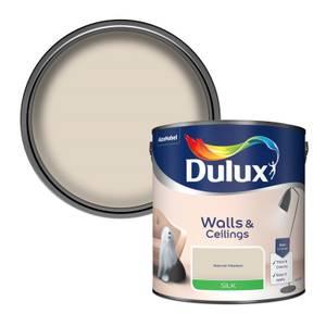Dulux Natural Hessian - Silk Emulsion Paint - 2.5L