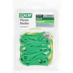 ALM Plastic blades for Bosch ART 23