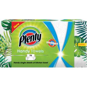 Plenty 2ply Handy Towels - x75s