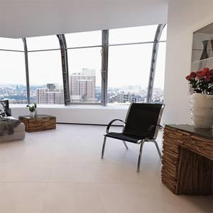 Stone Ivory Floor Tile - 600 x 600mm