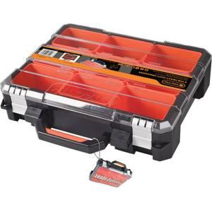 Tactix 9 Tub Heavy Duty Organiser