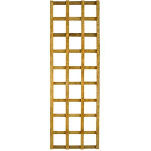 FSC Wood Heavy Duty Trellis - 2ft x 6ft