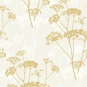 Grandeco Ophelia Yellow Wallpaper