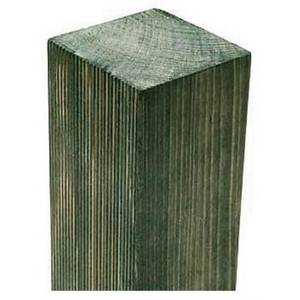 Forest Wooden Fence Post - 150 x 7.5 x 7.5cm