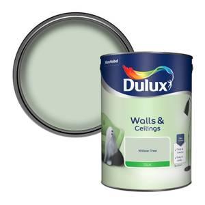 Dulux Willow Tree - Silk Emulsion Paint - 5L