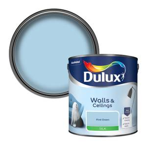 Dulux First Dawn - Silk Emulsion Paint - 2.5L