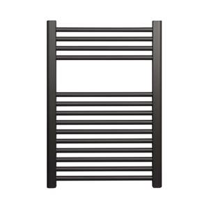 Straight Ladder Towel Rail - 500 x 750mm - Anthracite