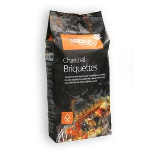 Bar-Be-Quick FSC Charcoal Briquettes – 10kg