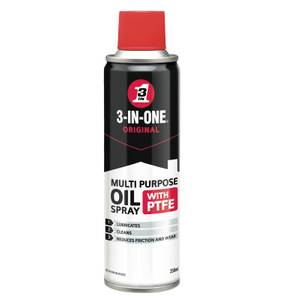 3-In-One Oil with PTFE - 250ml
