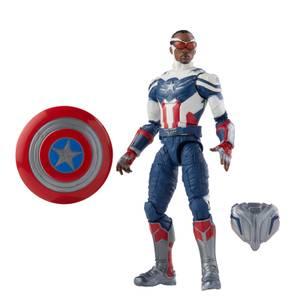 Hasbro Marvel Legends Series Avengers 6-inch Captain America: Sam Wilson Action Figure