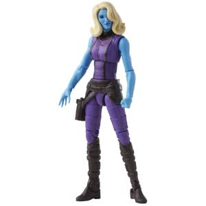 Hasbro Marvel Legends Series Heist Nebula What If Action Figure and Build-a-Figure Parts
