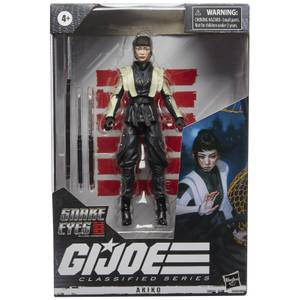 Hasbro G.I. Joe Classified Series Akiko Action Figure