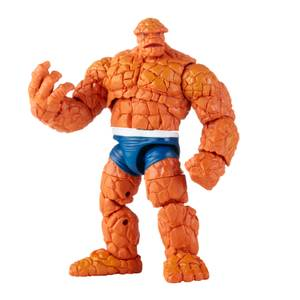 Hasbro Marvel Legends Series Retro Fantastic Four Marvel's Thing Action Figure
