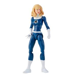 Hasbro Marvel Legends Series Retro Fantastic Four Marvel's Invisible Woman Action Figure