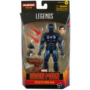 Figurine Iron Man Furtif Hasbro Marvel Legends Series