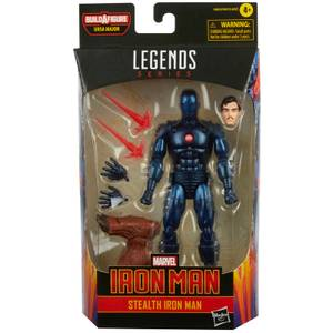 Hasbro Marvel Legends Series Iron Man Stealth Iron Man Action Figure
