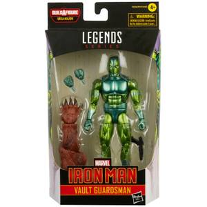 Hasbro Marvel Legends Series Iron Man Vault Guardsman Action Figure